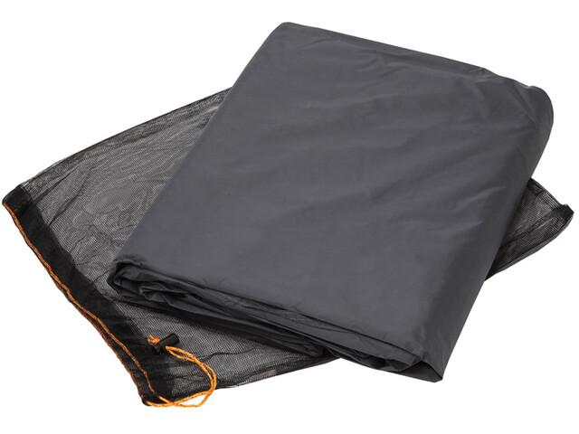 VAUDE Arco 1-2P telttailutekstiili , harmaa